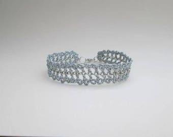 Bracelet chain wool n: 23