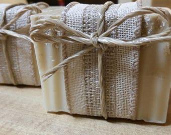 Handmade Oatmeal HoneyBee Soap