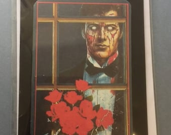 Night of the Creeps Greeting Card