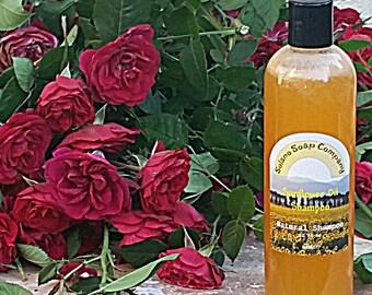 Sunflower Oil Shampoo