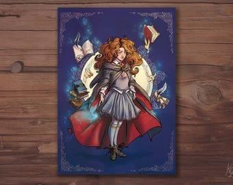 Card A5 - Hermione Granger