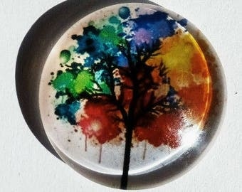 "30mm, tree of life ""colors"""