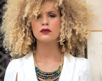 Necklace Angel Bina jewelry wax (Ankara)