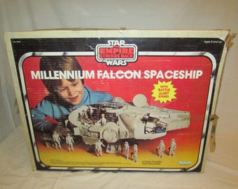 Vintage Millenium Falcon SpaceShip