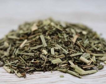 Lemongrass and Mint