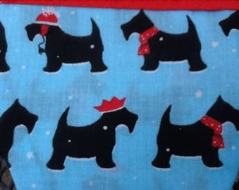 Scottie Dog - Westie cushion