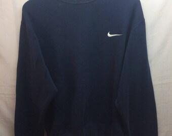 Rare Vintage Nike pony pullover sweatshirt