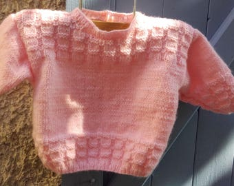baby wool knitted baby clothes