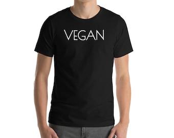 Vegan Short-Sleeve Unisex T-Shirt