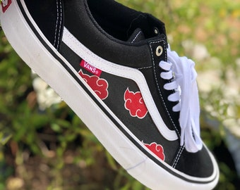 custom vans shoes etsy
