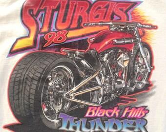 1998 Sturgis tee