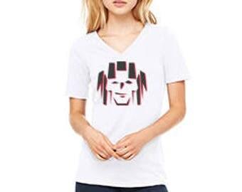 Transformers Starscream v-neck Shirt