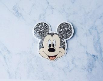Mickey Mouse vinyl sticker