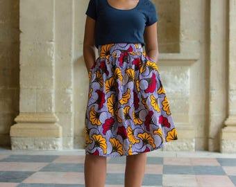 """Wax skirt """"Carmen"""""""