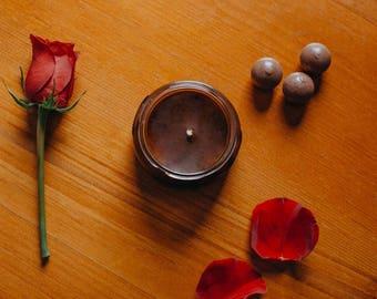 Chocolate Truffles candle