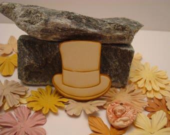 Hat 02074 embellishment for scrapbooking