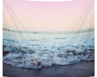 Beach Waves Tapestry