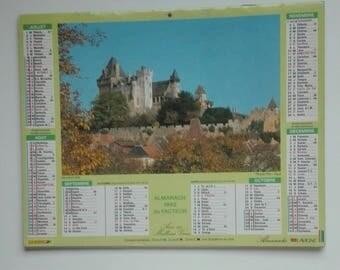 ALMANAC 1992 factor
