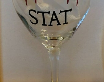 Wine STAT wine glass