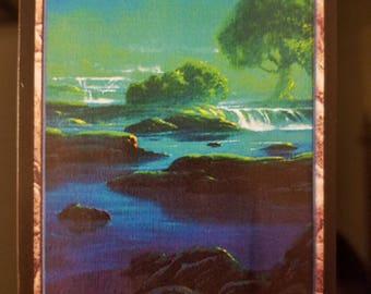 John Avon Island - Full art