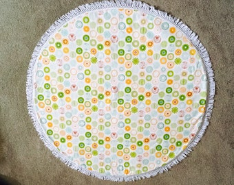 Handmade Baby Playmat- Infinity