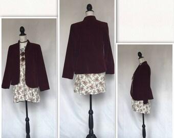Velvet Jacket
