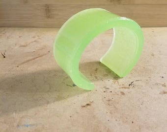 Glow in the Dark Cuff Bracelet