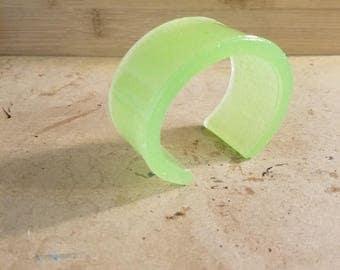 Glow in the Dark Cuff Bracelet