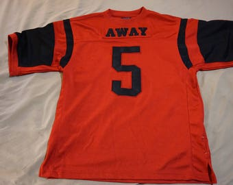 Vintage 90's style Fubu Football Jersey
