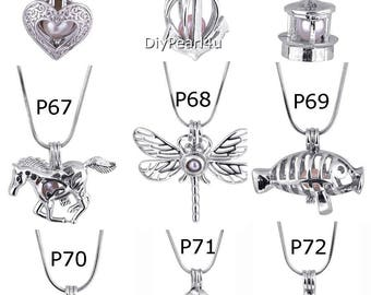 1 PCS Cage pendant,pearl cage beads cage pendant,Locket Cage pendant,locket charms wholsale 92 styles NO:P64-P72style