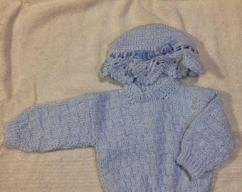 Crochetted Baby Clothes
