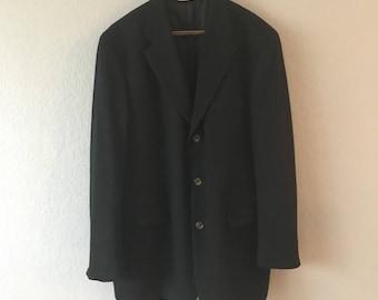 Large Cashmere Mens Jacket