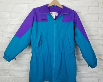 Vintage 80's Columbia insulated Jacket