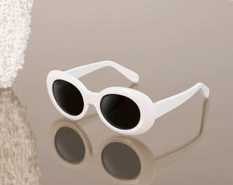 Vintage Clout Cobain 70s Retro Sunglasses