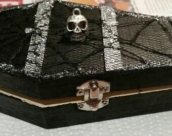 Halloween mini storage box