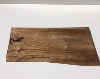 Hand made chopping board