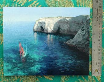 Novalog Harbor - The Silver Eye
