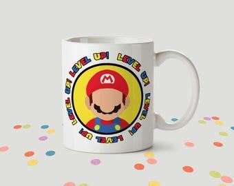 Mario Ceramic Mug