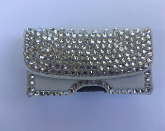 White Glamour Couture Case