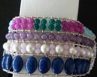 Ethnic Style beads Bracelet