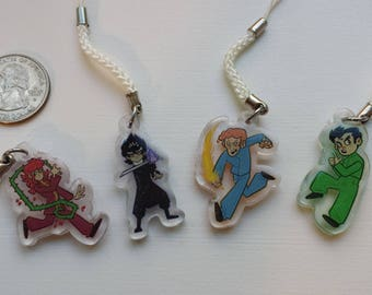 YYH Charms