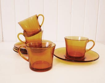 Set of cups Duralex - Package of Duralex cups