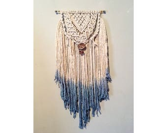 Indigo Wall Hanging