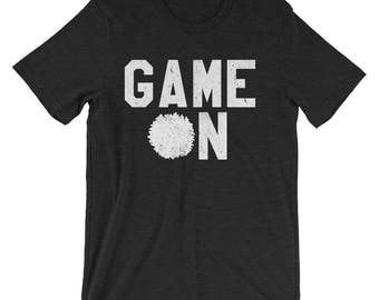 Cheer Shirt for Cheerleader Gift for Cheerleader - Cheerleading Shirt - Cheerleading Gift - Cheerleader Shirt  - Game On Cheer T-shirt