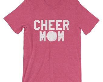 Cheer Mom Shirt - Cheer Mom Gift Ideas - Gift for Cheer Mom T-Shirt - Cheerleading Mom Shirt - Cheerleader Mom Shirt - Cheerleader Mother