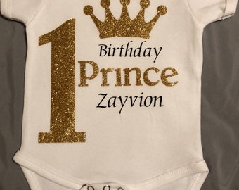 Prince Charming birthday theme