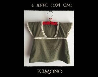 """""""Kimono"""" T-shirt"""