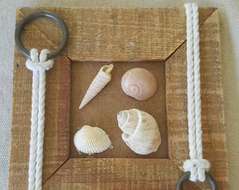 Beachy wall hanging