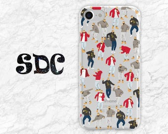 Drake Dance iPhone 7 case iPhone 6 case iPhone 7 plus iPhone 6 Plus case iPhone case iPhone 5c case Samsung galaxy s8 Samsung s7 edge case