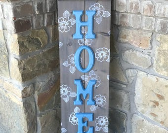 Lilly Proch Home Sign